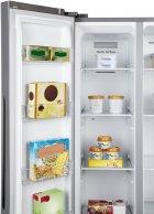 Side-by-side холодильник Hisense RS560N4AD1 - зображення 6