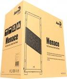 Корпус Aerocool Menace Saturn FRGB-G-BK-v1 + БЖ Aerocool VX Plus 500 (SaturnFRGB+VX500) - зображення 12