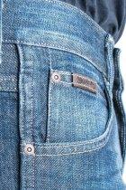 Джинси Wrangler Pittsboro Straight Fit (W14VEY634) Синій 30-34 - зображення 4