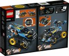 Конструктор LEGO TECHNIC Скоростной вездеход с ДУ 324 детали (42095) - изображение 19