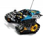 Конструктор LEGO TECHNIC Скоростной вездеход с ДУ 324 детали (42095) - изображение 10