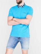 Поло Pierre Cardin 542401-71 XXL Turquoise - изображение 1