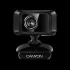 Веб-камера Canyon CNE-CWC1 Black - изображение 2