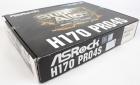 Материнська плата Asrock H170 Pro4S (s1151, Intel H170, PCI-Ex16) Б/У 5/5 - CSA89M7CI - зображення 5