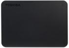 """Жорсткий диск Toshiba Canvio Basics 320GB HDTB403EK3AA 2.5"""" USB 3.0 External Black New - зображення 3"""