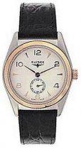 Чоловічі наручні годинники Elysee 7841406 leather brown - зображення 1