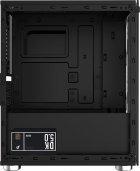 Корпус 1stPlayer X2-3R1 Color LED Black без БП - изображение 3