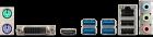 Материнская плата MSI A320M-A Pro (sAM4, AMD A320, PCI-Ex16) - изображение 4