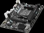 Материнская плата MSI A320M-A Pro (sAM4, AMD A320, PCI-Ex16) - изображение 3
