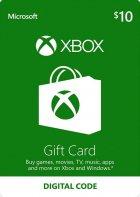 Электронный код Xbox Live / Gift Card пополнение бумажника счета своего аккаунта на сумму 10 usd US-регион - изображение 1