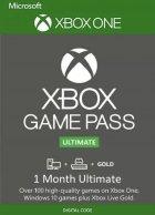 Электронный код (Подписка) Xbox Game Pass Ultimate - 1 месяц Xbox One/Series для всех регионов и стран - зображення 1