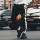 Cпортивные штаны Over Drive Wline черные XS - изображение 1