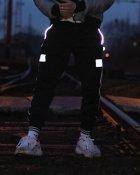Cпортивные штаны Over Drive Wline черные XS - изображение 4