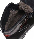 Ботинки Konors 7053/3-13C 40 27 см Черные (2000000077185) - изображение 9