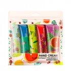 Набор кремов для рук Bioaqua hand cream (5 x 30 грамм) - изображение 3