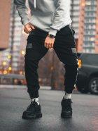 Cпортивные штаны Пушка Огонь Wline черные XS - изображение 4