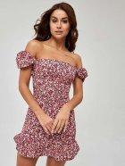 Платье Love&Live LLC00102 XS Коралловое (LL2000000209593) - изображение 1