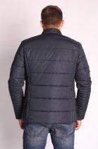 Куртка ZIBSTUDIO стібка 3XL Синя (6157406) - зображення 5