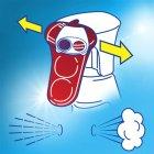 Средство для мытья окон и стекла Clin професcиональный 4.5 л (9000100205245) - изображение 7