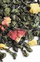 Чай Curtis зеленый крупнолистовой Mango Paradise со вкусом манго 250 г (4823063702669) - изображение 3