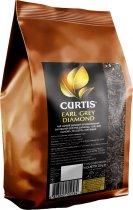 Чай Curtis черный крупнолистовой Earl Grey Diamond с бергамотом 250 г (4823063702584) - изображение 1