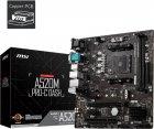 Материнська плата MSI A520M PRO-C DASH (sAM4, AMD A520, PCI-Ex16) - зображення 5