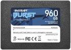"""Накопичувач SSD 960GB Patriot Burst 2.5"""" SATAIII TLC (PBU960GS25SSDR) - зображення 2"""