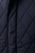 Чоловіча куртка демісезонна Finn Flare 14921003A-101 5XL Темно-синя - зображення 5
