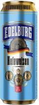 Упаковка пива Edelburg Hefeweizen світле нефільтроване 5.1% 0.5 л х 24 шт. (4260684190015) - зображення 2