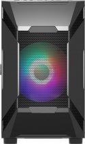 Корпус 1stPlayer D3-A-G7-MAX Black (D3-A-G7-MAX-BK) - изображение 3