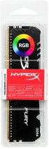 Оперативная память HyperX DDR4-3600 16384MB PC4-28800 Fury RGB (HX436C18FB4A/16) - изображение 5