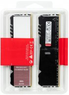 Оперативная память HyperX DDR4-3600 32768MB PC4-28800 (Kit of 2x16384) Fury RGB (HX436C18FB4AK2/32) - изображение 5