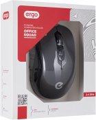 Миша Ergo M-540 WL Wireless Black/Grey - зображення 8