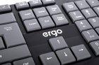 Клавиатура проводная Ergo K-210 USB Black/Grey - изображение 7