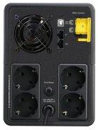 APC Back-UPS 1200W/2200VA USB Schuko (BX2200MI-GR) - изображение 4