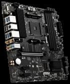 Материнська плата MSI B550M PRO-VDH Wi-Fi (sAM4, AMD B550, PCI-Ex16) - зображення 3