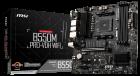 Материнська плата MSI B550M PRO-VDH Wi-Fi (sAM4, AMD B550, PCI-Ex16) - зображення 5