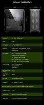 Корпус GameMax Brufen C1 Black - зображення 18
