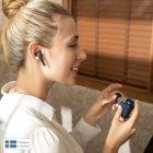 Навушники Defunc True Go Slim TWS Blue (D4214) - зображення 10