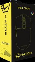 Мышь Hator Pulsar USB Black (HTM-313) - изображение 6