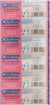 Пластырь медицинский H Dr. House 7.2 см х 2.5 см №100 (5060384392486) - изображение 5
