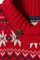 Джемпер H&M 0638887 98-104 см Червоний (2000001753323) - зображення 2