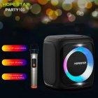 Колонка Bluetooth HOPESTAR Party 100 black - зображення 5