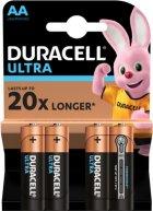 Лужні батарейки Duracell Ultra Power AA 1.5В LR6 4 шт (5000394062573) - зображення 2