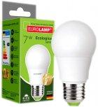 Светодиодная лампа EUROLAMP А50 7W E27 4000K (LED-A50-07274(P)) - изображение 1