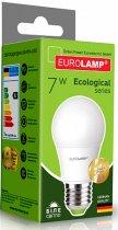 Светодиодная лампа EUROLAMP А50 7W E27 4000K (LED-A50-07274(P)) - изображение 3