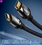 Кабель Vention HDMI-HDMI, 2 м v2.0 (VAA-B05-B200) (43387920) - зображення 3