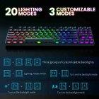 Игровой комплект для ПК 2 в 1 (клавиатура, мышь) Onikuma G26 + CW905 с подсветкой Black - зображення 2
