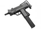 Пневматичний пістолет KWC Mini Uzi KM-55 HN Міні Узд пластик газобалонний CO2 120 м/с - зображення 3