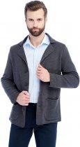 Мужской кардиган-пиджак SVTR 392 54 Темно-серый (SVTR 392_2) - изображение 1
